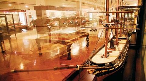 Deniz Müzesi Yeniden Açıldı