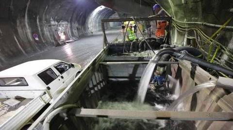 Dünyada En Fazla Tünel Faaliyetinin Olduğu Ülkelerden Biri de Türkiye