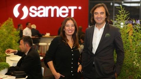 SAMET'ten Defne Koz & Marco Susani İmzalı ELA