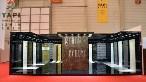 Birincilik ödülüne değer bulunan Granit Center standı