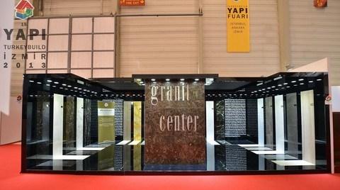 19. Yapı Fuarı – Turkeybuild İzmir'de Altın Mıknatıs Granit Center'in