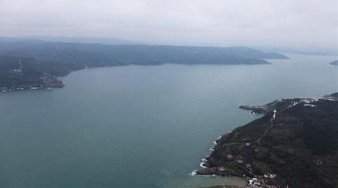 İşte Üçüncü Köprünün Havadan Görüntüleri!