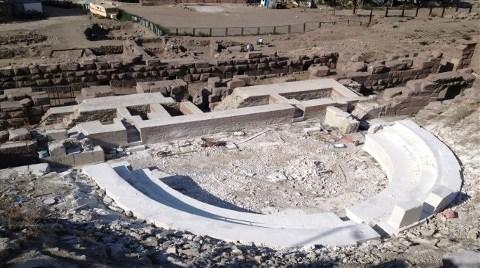 Antik Tiyatro Üzerine Yeni Tiyatro İnşaatı!
