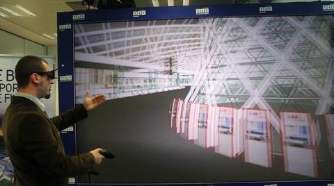 TAV İnşaat Havalimanlarını Üç Boyutlu Gerçeklikle Tanıştırıyor