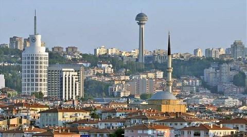 Ankara'ya 70 Katlı Gökdelen