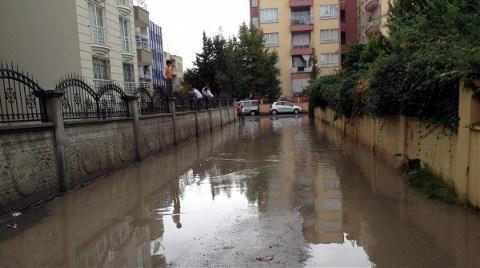 """Ankara """"Yağmur Göletleri""""nin Nedenini Buldu!"""
