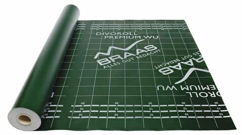 Braas Çatı Sistemleri'nden İnovatif, Güçlü Bir Su Yalıtımı: Divoroll Premium WU