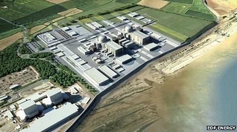 İngiltere'nin Gündemi de 'Nükleer Enerji'