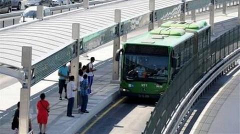 Topbaş'tan 'Metrobüs' Açıklaması