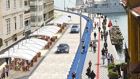 İşte İzmir'in Yeni Kıyı Düzenlemesi!