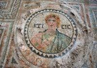 2 Bin Yıllık Tanrıçalı Mozaik Bulundu