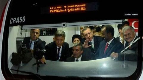 Marmaray İlk Gün Kaç Yolcu Taşıdı?
