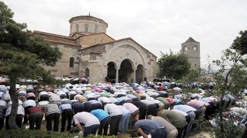 Mahkeme: Ayasofya Cami Değildir!