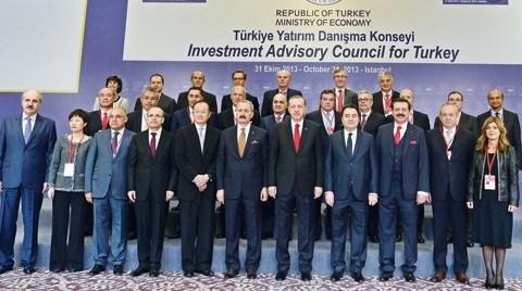 8. Yatırım Danışma Konseyi Toplantısı Sonuç Bildirisi Açıklandı