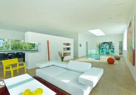 Fiyordlarda s rad bir ev yap for Decoracion de espacios abiertos en casa