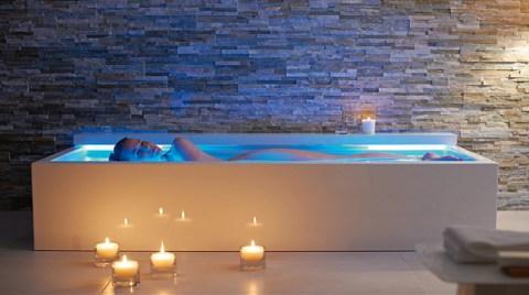 Duravit Nahho: Yüzer gibi Banyo Keyfi