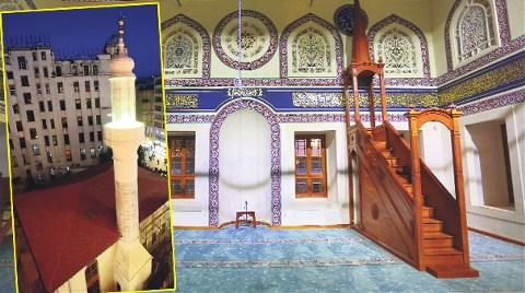 400 Yıllık Ağa Camii Kurtuldu!