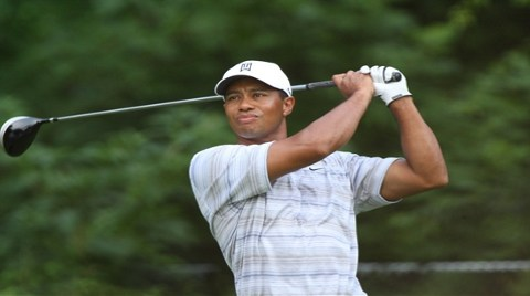 """""""Lanet Olsun Bu Tiger Woods'a"""""""