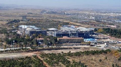 İşte Yeni Başbakanlık Binası!