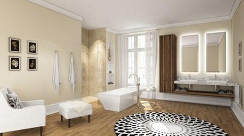 Klasik Banyolarda Tarz ve Kalite Bir Arada