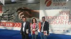 Ar-Ge İnovasyon ve Kümelenme Komisyonu'nun ilk faaliyeti, İnovasyon Türkiye 2013 Fuarı'na katılmak oldu