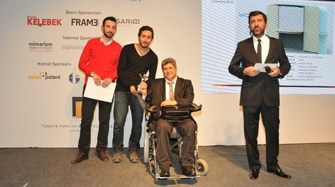 9. Ulusal Ev Mobilyaları Tasarım Yarışması'nda Ödüller Sahiplerini Buldu