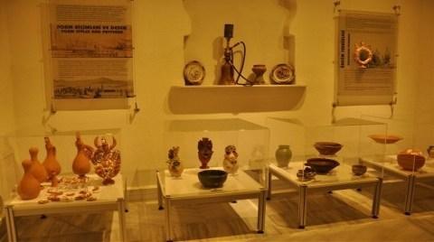 Eski Askeri Hamam Seramik Müzesi Oldu