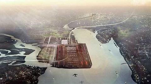 İşte Londra'nın 75 Milyar Dolarlık Çılgın Projesi