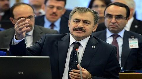 """Bakan Eroğlu: """"ODTÜ Ormanı Kuralım"""""""