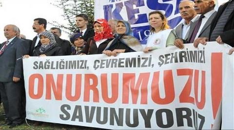 """""""Kazdağları'ndan Meclis'e Direniş Var"""""""