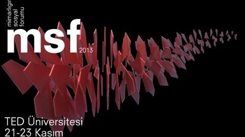 Mimarlığın Sosyal Forumu / Toplumsal Belediyecilik: KATILIM / DENEYİM / DİRENİŞ