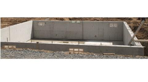 Çimento Esaslı, İki Komponentli Kristalize Su Yalıtım Harcı