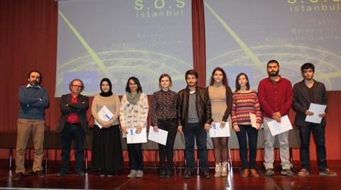 """""""Taksim Bölgesi İçin Alternatif Öneriler"""" Yarışmasının Ödülleri Verildi"""