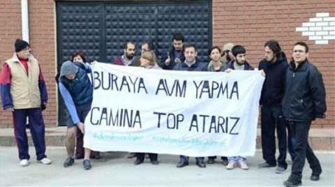 """""""AVM Yapma, Camına Top Atarız"""""""