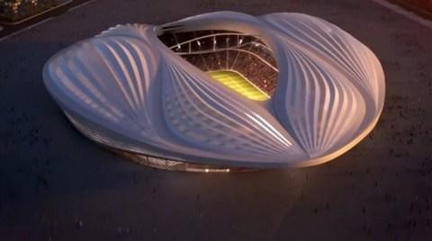 'Bu Stadyum Vajinaya Benziyor' Tartışması!