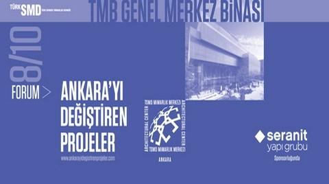 Ankara'yı Değiştiren Projeler 8/10: Türkiye Müteahhitler Birliği Binası