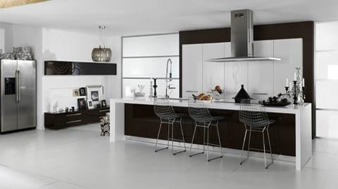 Mutfak mobilyasında fark arayanlara: Vanucci Platino