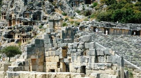 Myra Kazıları Mahkemelik Oldu
