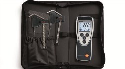 Özel Set Fiyatıyla Sıcaklık Ölçüm Cihazı 'Testo 922'