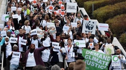 Kirletenler Konuşuyor, Çevreciler Boykot Ediyor