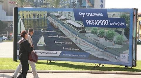 İzmirliler'in Denizle İlişkisi Yok Ediliyor!