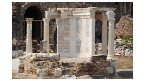Tüke Tapınağı TKB Ödülü'ne Layık Görüldü