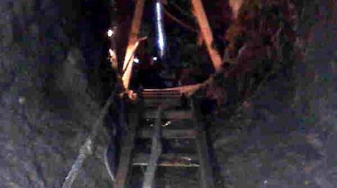 Tünelin Ucundan Jandarma Çıktı