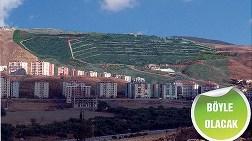 İzmir'in Harmandalı Projesi Tamam