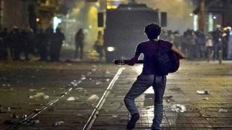Polisten Gezi Olaylarıyla İlgili İlginç Rapor!