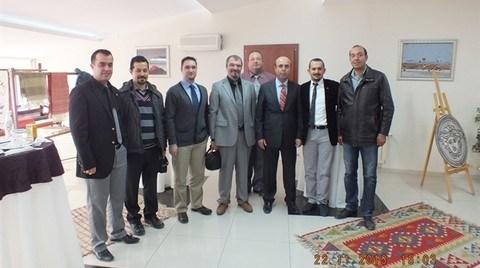 Kırşehir Doğal Taş Sektöründe Söz Sahibi Olmak İstiyor