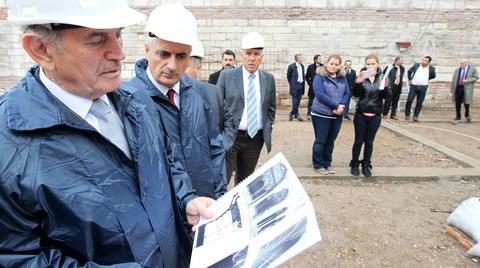 Tekfur Sarayı Restorasyonu 2014'te Bitecek