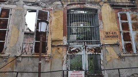 Beit Hillel Sinagogu Hayata Dönüyor