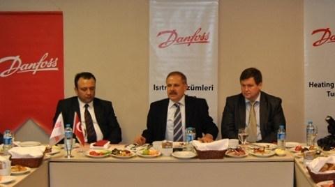 Danfoss Türkiye'de Yeni Yatırımlarla Büyüyecek