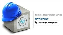 2. Mavi Baret İş Güvenliği Yarışması'nın Ödülleri Veriliyor